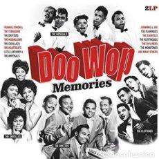 Discos de vinilo: DOO-WOP MEMORIES * 2LP 180G * RARE * REMASTERED * PRECINTADO!!. Lote 170305756