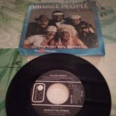Discos de vinilo: DISCO DE VINILO VILLAGE PEOPLE. Lote 170314842