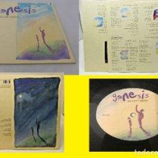 Discos de vinilo: GENESIS / WE CAN'T DANCE 91, 2LP, RARA Y COMPLETA 1ª EDIC ORIG UK VINYL + 2 INSERTS !! TODO EX. Lote 170318514