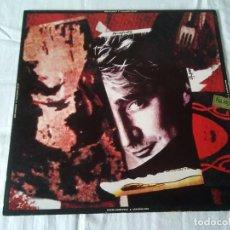 Discos de vinilo: 28-LP ROD STEWART , VAGABOND HEART, 1991. Lote 170319800