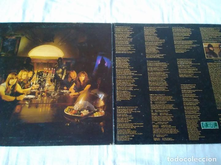 Discos de vinilo: 59-LP IRON MAIDEN , piece of mind, 1983 - Foto 2 - 170319900