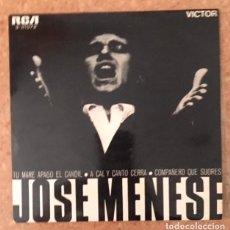 Discos de vinilo: JOSÉ MENESE . 1969. Lote 170332968