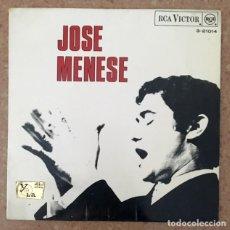Discos de vinilo: JOSÉ MENESE . 1967. Lote 170333036