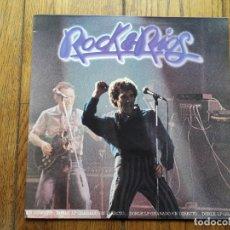 Discos de vinilo: MIGUEL RIOS - ROCK & RIOS . Lote 170335124