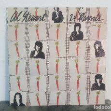 Discos de vinilo: AL STEWART AND SHOT IN THE DARK – 24 P CARROTS / VINYL, LP, ALBUM. Lote 170336040
