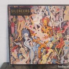 Discos de vinilo: THE SILENCERS – DANCE TO THE HOLY MAN / VINYL, LP, ALBUM. Lote 170336148