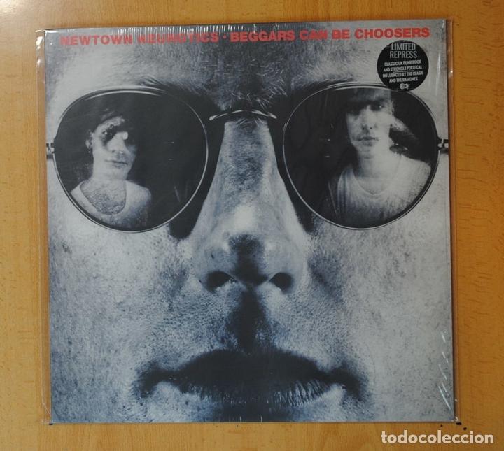NEWTOWN NEUROTICS - BEGGARS CAN BE CHOOSERS - LP (Música - Discos - LP Vinilo - Punk - Hard Core)