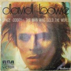 Discos de vinilo: DAVID BOWIE - SPACE ODDITY, SINGLE EDITADO EN ESPAÑA.. Lote 170354096