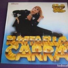 Discos de vinilo: RAFFAELLA CARRA '82 - LP HISPAVOX 1982 - SIN ESTRENAR - DISCO POP ITALODISCO 80'S - TVE TELEVISION. Lote 170358216