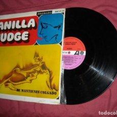 Discos de vinilo: VANILLA FUDGE - ORIG. LP SPAIN 1968 ME MANTIENES COLGADO * ATLANTIC HAT 421-23. Lote 170371948