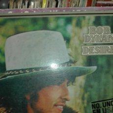Discos de vinilo: BOB DYLAN -DESIRE -LP. Lote 170382068