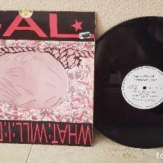 Discos de vinilo: ANTIGUO DISCO DE VINILO LP GAL WHAT WILL I DO 1995 CHIN CHIN PUM. Lote 170386568