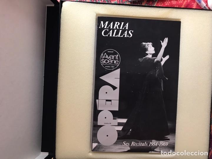Discos de vinilo: María Callas. Ses recitals 1954-1969. Excelente estado. Como nuevo. Ver fotos. Box - Foto 8 - 180250176