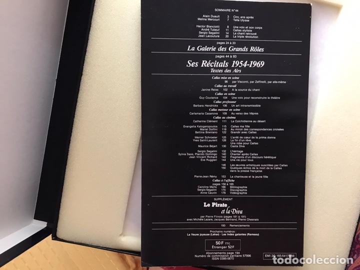 Discos de vinilo: María Callas. Ses recitals 1954-1969. Excelente estado. Como nuevo. Ver fotos. Box - Foto 9 - 180250176