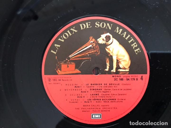 Discos de vinilo: María Callas. Ses recitals 1954-1969. Excelente estado. Como nuevo. Ver fotos. Box - Foto 14 - 180250176
