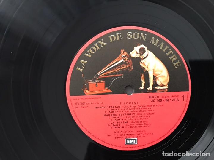 Discos de vinilo: María Callas. Ses recitals 1954-1969. Excelente estado. Como nuevo. Ver fotos. Box - Foto 16 - 180250176