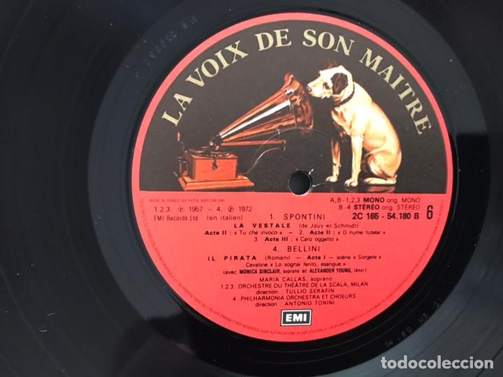 Discos de vinilo: María Callas. Ses recitals 1954-1969. Excelente estado. Como nuevo. Ver fotos. Box - Foto 22 - 180250176
