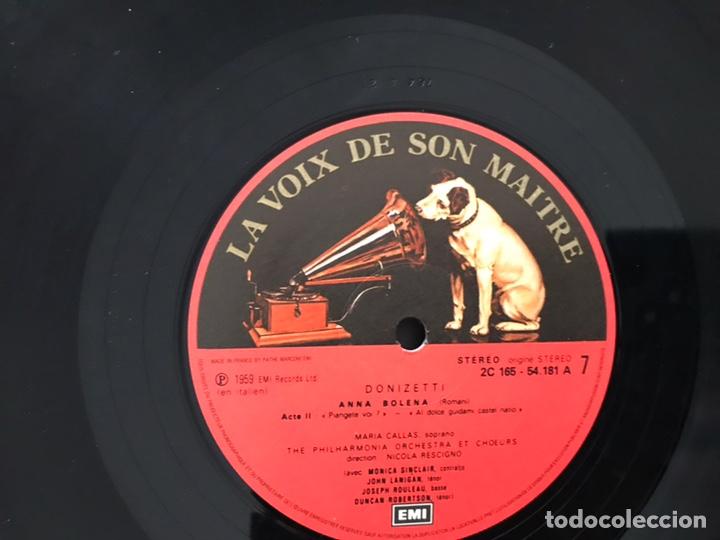 Discos de vinilo: María Callas. Ses recitals 1954-1969. Excelente estado. Como nuevo. Ver fotos. Box - Foto 24 - 180250176