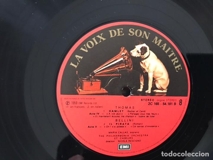 Discos de vinilo: María Callas. Ses recitals 1954-1969. Excelente estado. Como nuevo. Ver fotos. Box - Foto 26 - 180250176