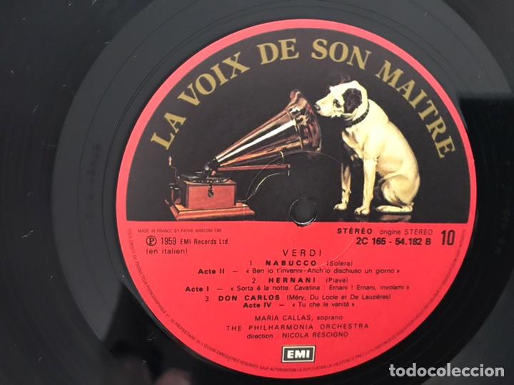 Discos de vinilo: María Callas. Ses recitals 1954-1969. Excelente estado. Como nuevo. Ver fotos. Box - Foto 30 - 180250176