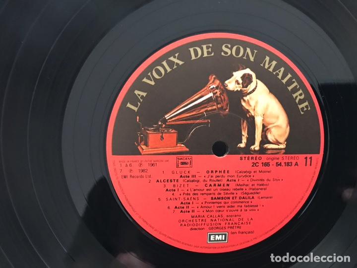 Discos de vinilo: María Callas. Ses recitals 1954-1969. Excelente estado. Como nuevo. Ver fotos. Box - Foto 32 - 180250176