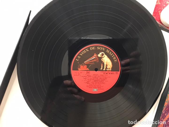 Discos de vinilo: María Callas. Ses recitals 1954-1969. Excelente estado. Como nuevo. Ver fotos. Box - Foto 33 - 180250176