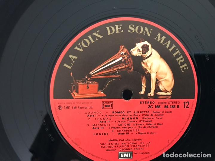 Discos de vinilo: María Callas. Ses recitals 1954-1969. Excelente estado. Como nuevo. Ver fotos. Box - Foto 34 - 180250176