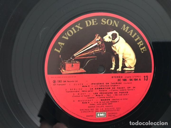 Discos de vinilo: María Callas. Ses recitals 1954-1969. Excelente estado. Como nuevo. Ver fotos. Box - Foto 36 - 180250176