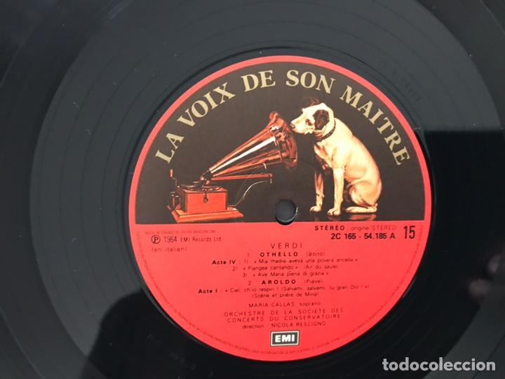 Discos de vinilo: María Callas. Ses recitals 1954-1969. Excelente estado. Como nuevo. Ver fotos. Box - Foto 40 - 180250176