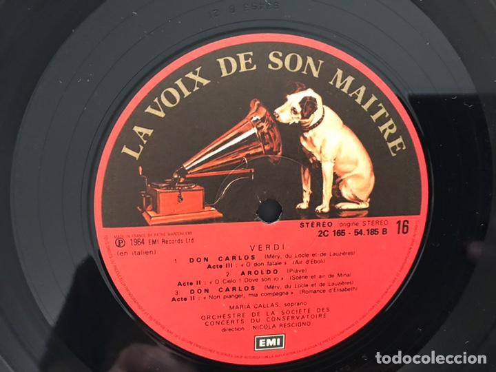 Discos de vinilo: María Callas. Ses recitals 1954-1969. Excelente estado. Como nuevo. Ver fotos. Box - Foto 42 - 180250176