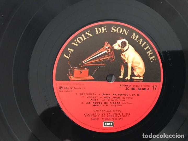 Discos de vinilo: María Callas. Ses recitals 1954-1969. Excelente estado. Como nuevo. Ver fotos. Box - Foto 44 - 180250176