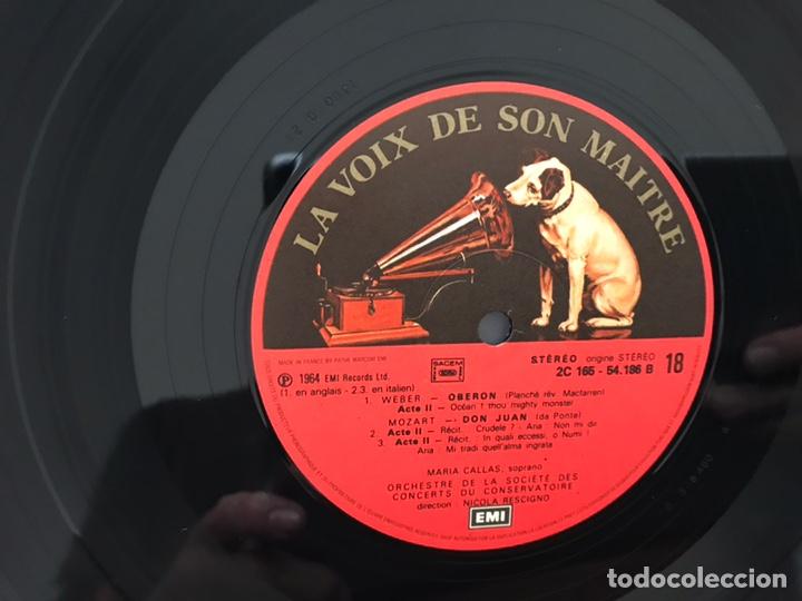 Discos de vinilo: María Callas. Ses recitals 1954-1969. Excelente estado. Como nuevo. Ver fotos. Box - Foto 46 - 180250176