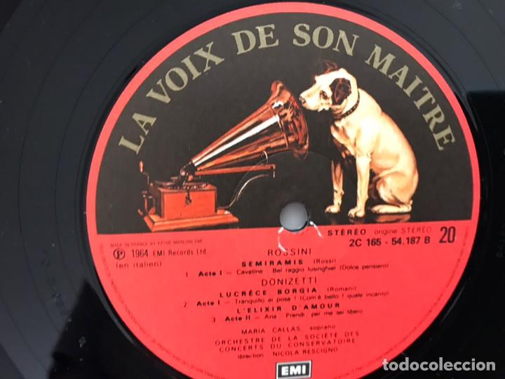 Discos de vinilo: María Callas. Ses recitals 1954-1969. Excelente estado. Como nuevo. Ver fotos. Box - Foto 50 - 180250176