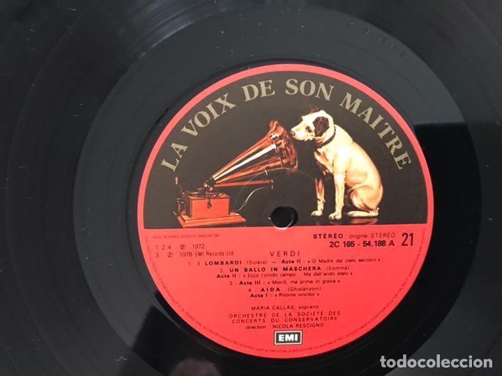 Discos de vinilo: María Callas. Ses recitals 1954-1969. Excelente estado. Como nuevo. Ver fotos. Box - Foto 52 - 180250176