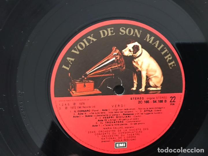 Discos de vinilo: María Callas. Ses recitals 1954-1969. Excelente estado. Como nuevo. Ver fotos. Box - Foto 54 - 180250176