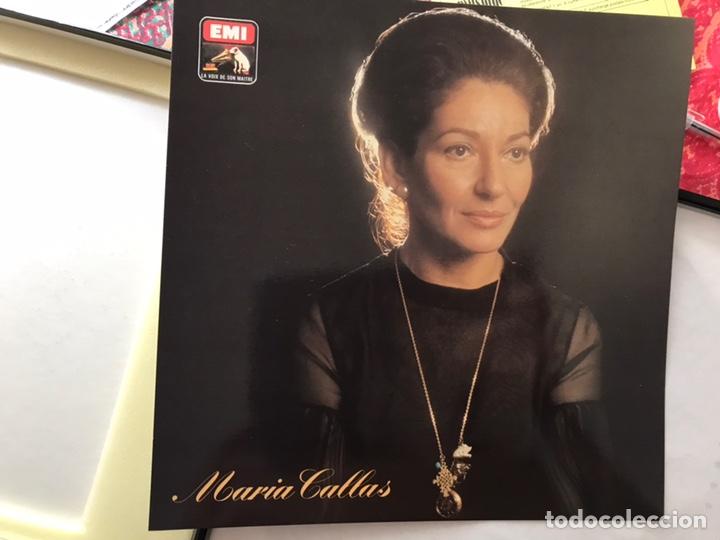 Discos de vinilo: María Callas. Ses recitals 1954-1969. Excelente estado. Como nuevo. Ver fotos. Box - Foto 56 - 180250176