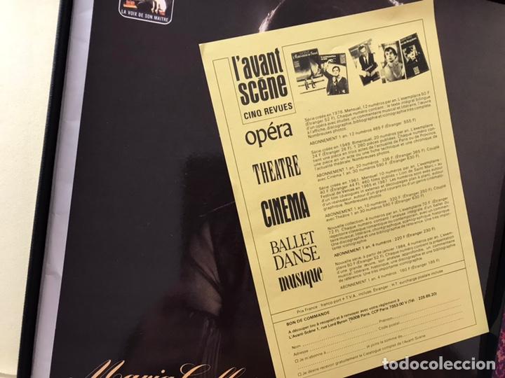 Discos de vinilo: María Callas. Ses recitals 1954-1969. Excelente estado. Como nuevo. Ver fotos. Box - Foto 57 - 180250176