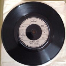 Disques de vinyle: DEE D. JACKSON - AUTOMATIC LOVER. EDICIÓN UK. Lote 170421218