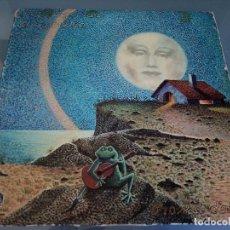 Discos de vinilo: LP PEP LAGUARDA & TAPINERIA / BROSSA D' AHIR OCRE BOL 1977 - 003 FOLK PSYCH PROG / 3 STARS POKORA!!!. Lote 170423148