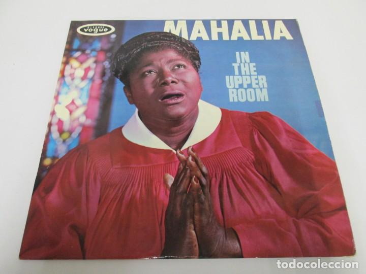 Discos de vinilo: MAHALIA JACKSON. IN THE UPPER ROOM. LP VINILO. DISQUES VOGUE. VER FOTOGRAFIAS ADJUNTAS - Foto 2 - 170427644