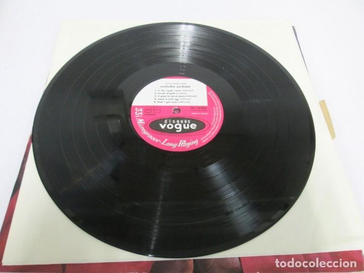 Discos de vinilo: MAHALIA JACKSON. IN THE UPPER ROOM. LP VINILO. DISQUES VOGUE. VER FOTOGRAFIAS ADJUNTAS - Foto 5 - 170427644