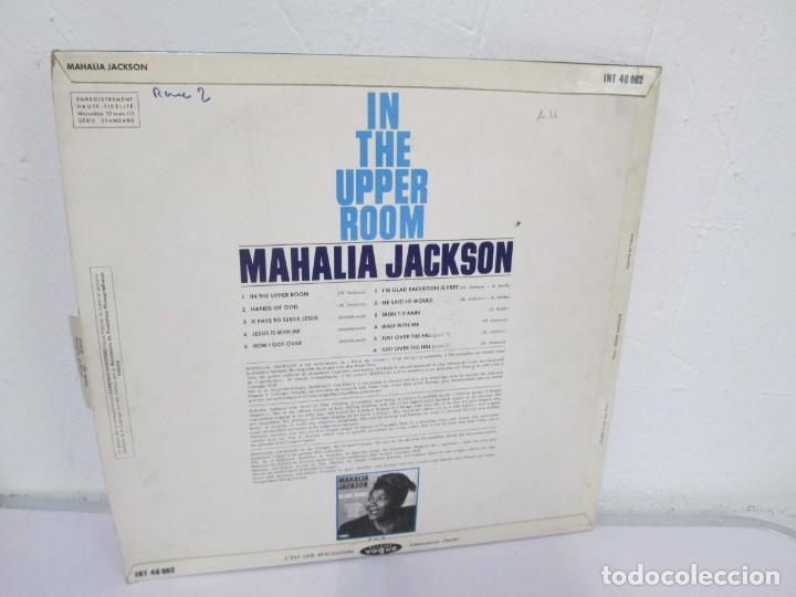 Discos de vinilo: MAHALIA JACKSON. IN THE UPPER ROOM. LP VINILO. DISQUES VOGUE. VER FOTOGRAFIAS ADJUNTAS - Foto 9 - 170427644