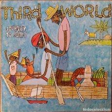 Discos de vinilo: THIRD WORLD : JOURNEY TO ADDIS [ESP 1979] LP. Lote 170429588