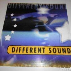 Discos de vinilo: MAXI DE DIFERENT SOUNF. MAKINARIA RECORDS / GINGER MUSIC. AÑO 1998 (VER DETALLES EN FOTOS). Lote 170435176
