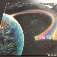 Discos de vinilo: RAINBOW- DOWN TO EARTH . Lote 170435752