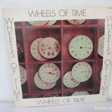 Discos de vinilo: WHEELS OF TIME. ANANTA. LP VINILO. GOVINDA RECORDS 1979. VER FOTOGRAFIAS ADJUNTAS. Lote 170437200