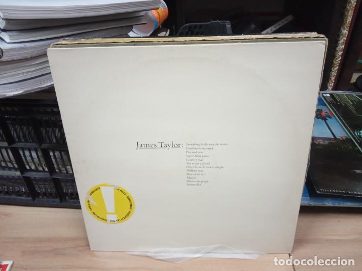 JAMES TAYLOR -LP (Música - Discos - LP Vinilo - Cantautores Extranjeros)