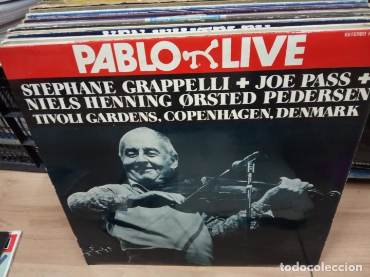STEPHANE GRAPPELLI -LP (Música - Discos - LP Vinilo - Jazz, Jazz-Rock, Blues y R&B)