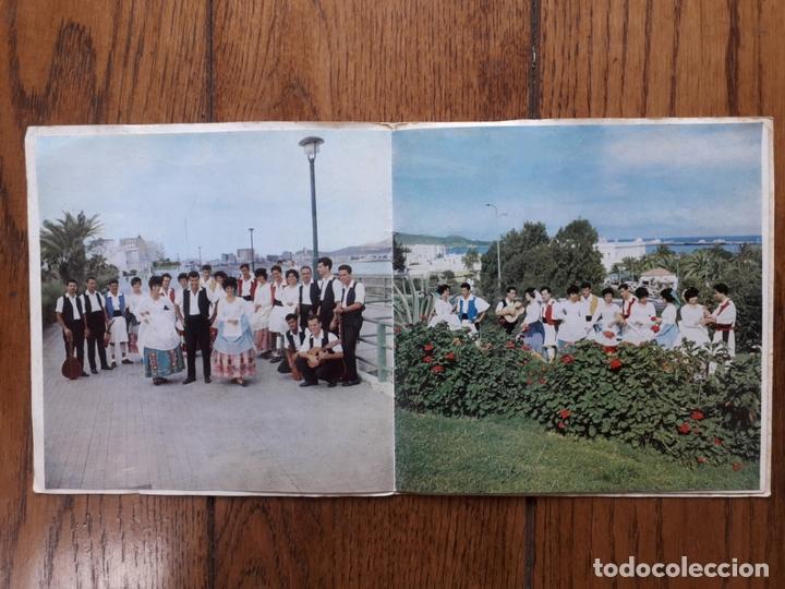 Discos de vinilo: Agrupación folklórica roque nublo - 3 - la perla + salto domingo + islas canarias + cabra loca - Foto 3 - 170492280