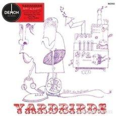 Discos de vinilo: LP THE YARDBIRDS ROGER THE ENGINEER VINYL 180 G MONO. Lote 13542764